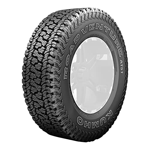 Kumho Road Venture AT51 all_ Terrain Radial Tire-235/65R17 108T
