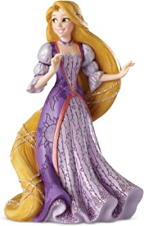 Enesco Disney Showcase Couture de Force Tangled Rapunzel Figurine, 8.11 Inch, Multicolor