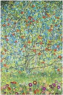 Gustav Klimt Apple Tree I Cool Wall Decor Art Print Poster 24x36