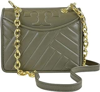Alexa Mini Shoulder Bag Crossbody Leather Chain