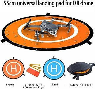 Neewer Mini Paume dAtterrissage pour DJI Spark Drone H/éliport Portable Quadcopter Orange 6,7 pouces// 17 centim/ètres