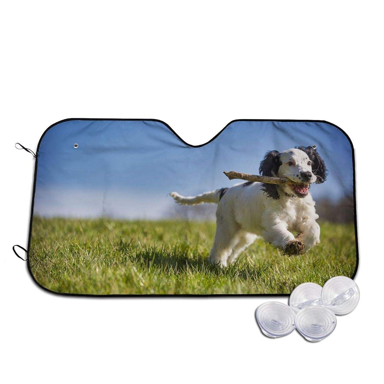 Car Windshield Sunshade Animal Dog Keep The New unisex Shipping Free to Protection Vehicl