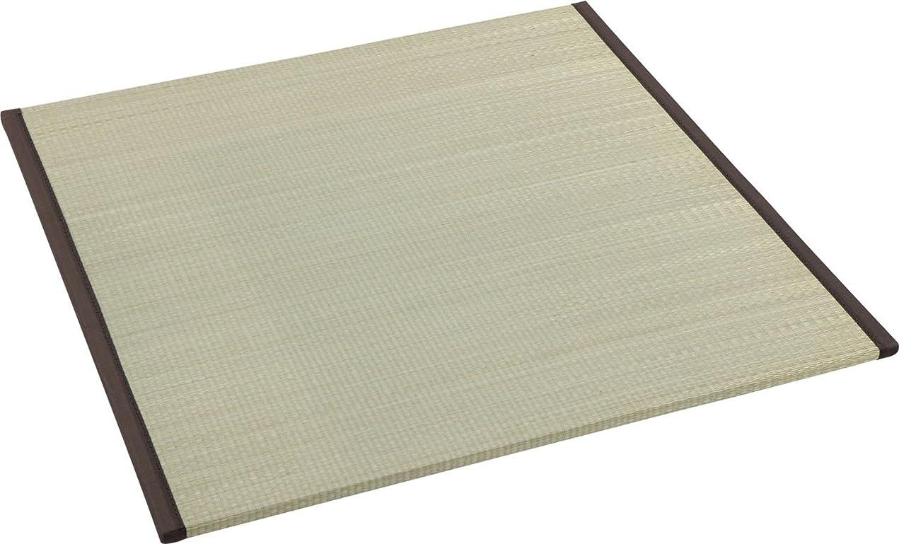 論争それるカーペット大島屋 ユニット畳 和心 い草 フロアー畳 9枚セット 約70×70×1.8cm(1枚あたり)