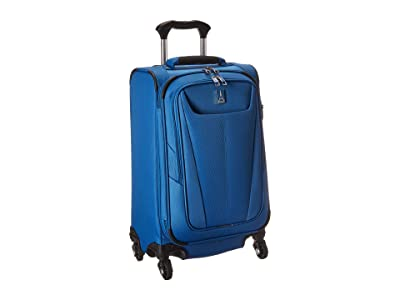 Travelpro Maxlite(r) 5 21 Expandable Carry-On Spinner (Azure Blue) Luggage