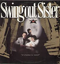 Swing Out Sister - It's Better To Travel - Mercury - 832 213-1