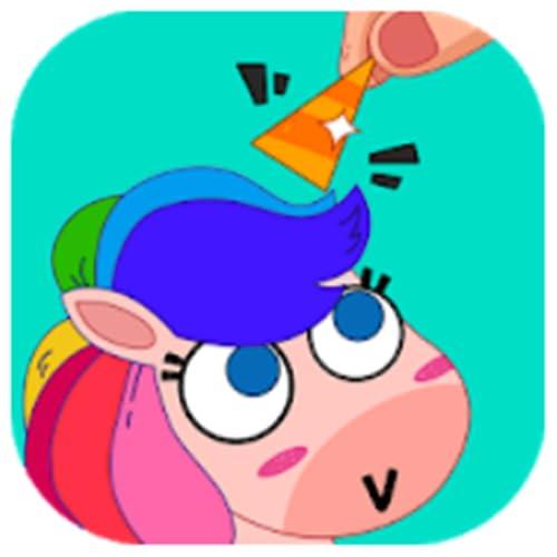Unicorn Puzzle Fuzzle - Matching Images