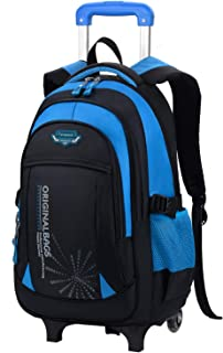 wheeled school bags for kids