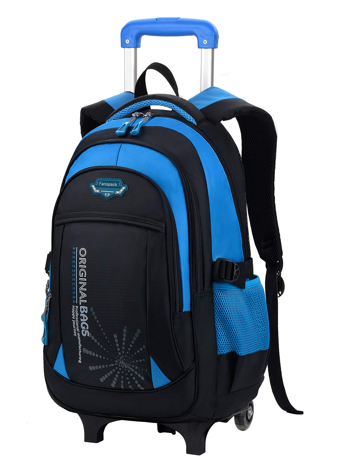 Rolling Backpack Fanspack Wheeled Primary