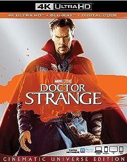 ドクター・ストレンジ [4K UHD+Blu-ray 4K UHDのみ日本語有り](輸入版) -DOCTOR STRANGE 4K-