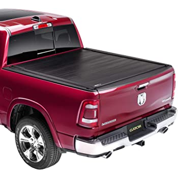 Amazon Com Gator Recoil Retractable Truck Bed Tonneau Cover G30231 Fits 2009 2018 19 20 Classic Dodge Ram 5 7 Bed Made In The Usa Automotive