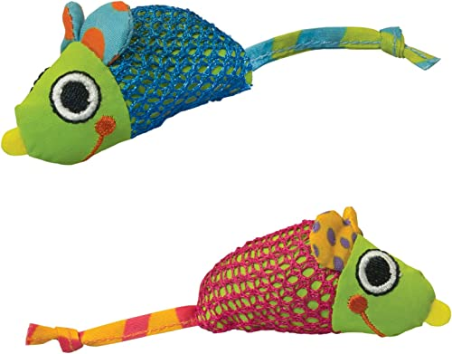 PetStages Catnip Chew Mice Cat Toy product image