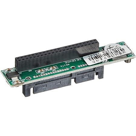 """変換名人 2.5""""HDD用 IDE(44ピン) → SATA変換アダプタ Z型 IDE-SATAZD4"""