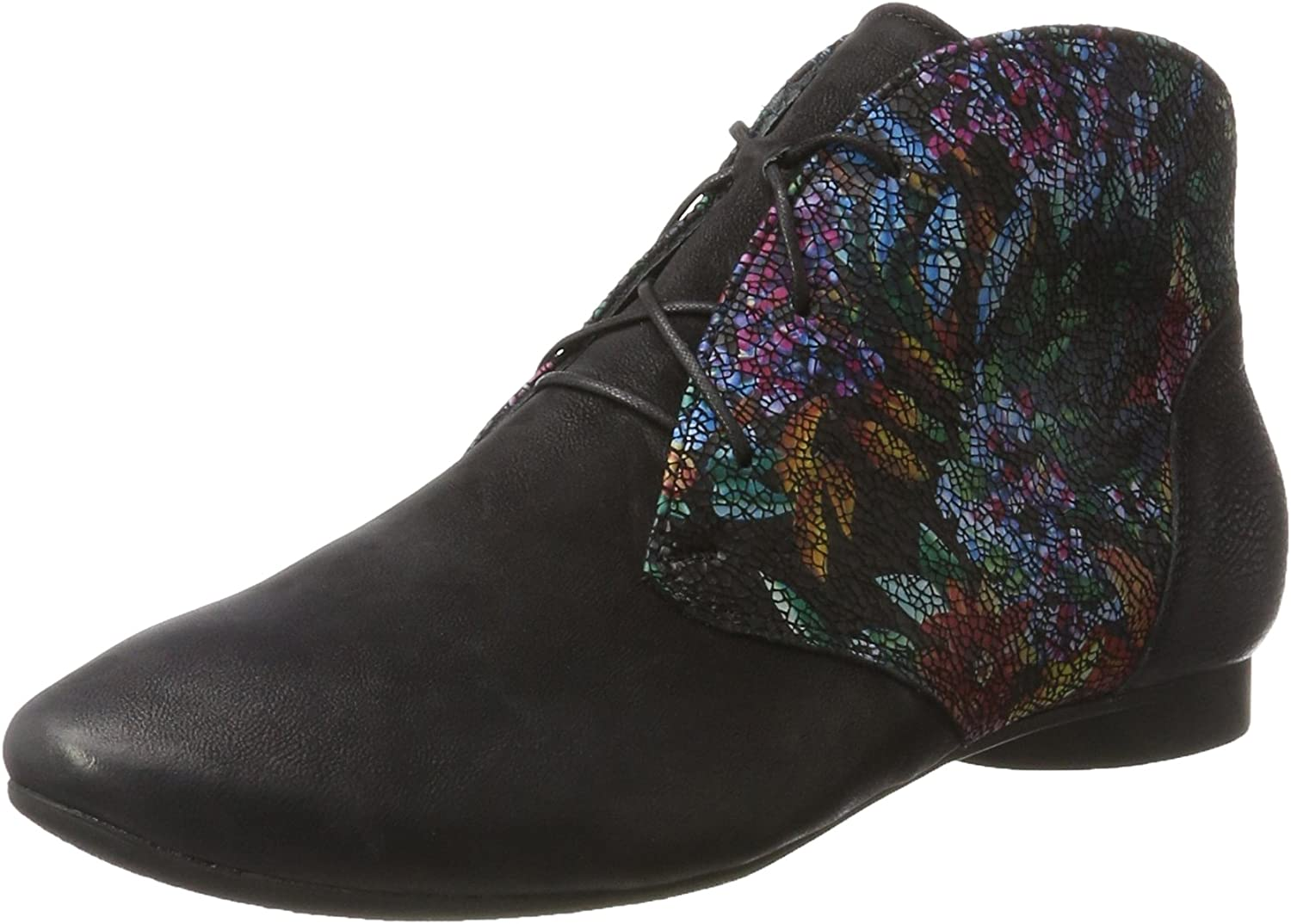 Think Womens Guad 81299 Leather Boots