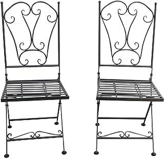 Amazon.es: Sillas Antiguas - Sillas / Muebles y accesorios ...