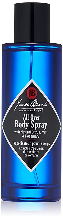 摂氏度わかりやすい明示的にJack Black (ジャック ブラック ブラックマーク) 3.4 oz (100ml) All-Over Body Spray ボディー スプレー
