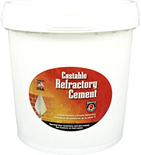 MEECO'S RED DEVIL 1611 Castable Refractory Cement