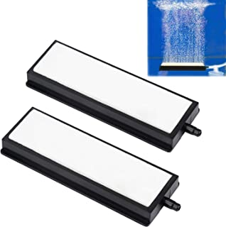 Pawfly 4 Inch Air Stone Bar Micro Bubble Diffuser for Aquarium Fish Tank, 2 Pack