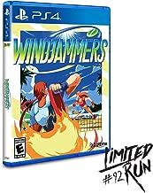 Windjammers (Limited Run #92) - PlayStation 4