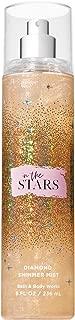 Bath and Body Works in The Stars Diamond Shimmer Mist 8 Fluid Ounce (Limited Edition)