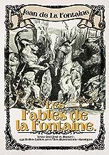 Les Fables de la Fontaine. Texte intégral et illustré : 242 Belles Fables avec des illustrations classiques: Illustré par...