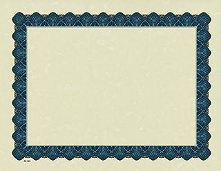 优质纸张! 金属边框证书,21.59 cm x 27.94 cm,400 支 (934400PK4)