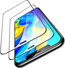 TORRAS Diamonds Hard iPhone 11 Screen Protector [Expensive but Really Shockproof] Protective Tempered Glass Film Compatible for Apple 6.1''-2 Pack