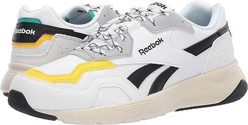 White/Black/Yellow/Grey/Emerald/Paper White