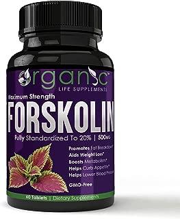 Best forskolin supplement benefits Reviews