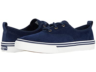 Sperry Crest CVO Corduroy Sneaker (Navy) Women
