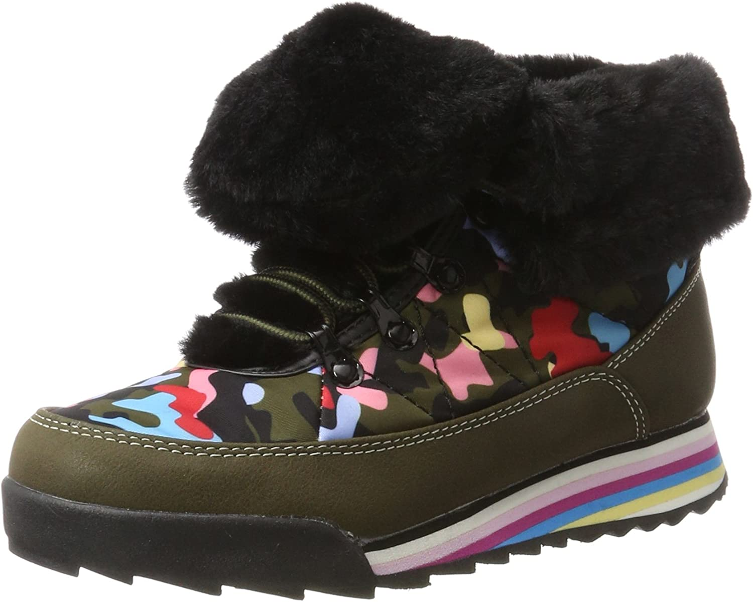 Rocket Dog ICEE Rival Womens Winter Snow Boots