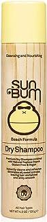 Sun Bum Revitalizing Dry Shampoo | Hair Refreshing Texture and Volumizing Spray | Paraben Free, Oil Free, Gluten Free, Veg...