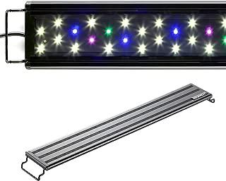 """AQUANEAT LED Aquarium Light Full Spectrum Fish Tank Light 12"""" 20"""" 24"""".."""
