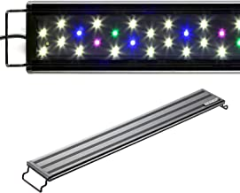 "AQUANEAT LED Aquarium Light Full Spectrum Fish Tank Light 12"" 20"" 24"" 30"" 36"" 48"" Multi-Color Fresh Water Light"