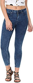 People Women's Skinny Fit Jeans