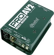 Radial Engineering ProAV2 Stereo Direct Box
