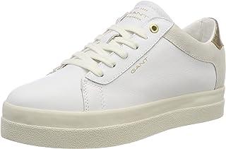 kiva halpa maksaa viehätysvoimaa alennusmyynti Amazon.co.uk: Gant - Trainers / Women's Shoes: Shoes & Bags