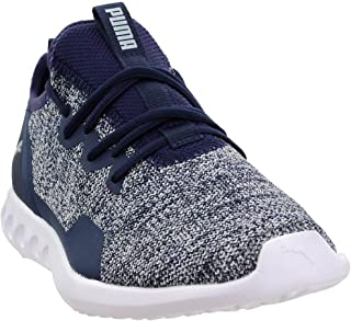 Womens Carson 2 x Knit Running Casual Shoes, Blue, 7.5