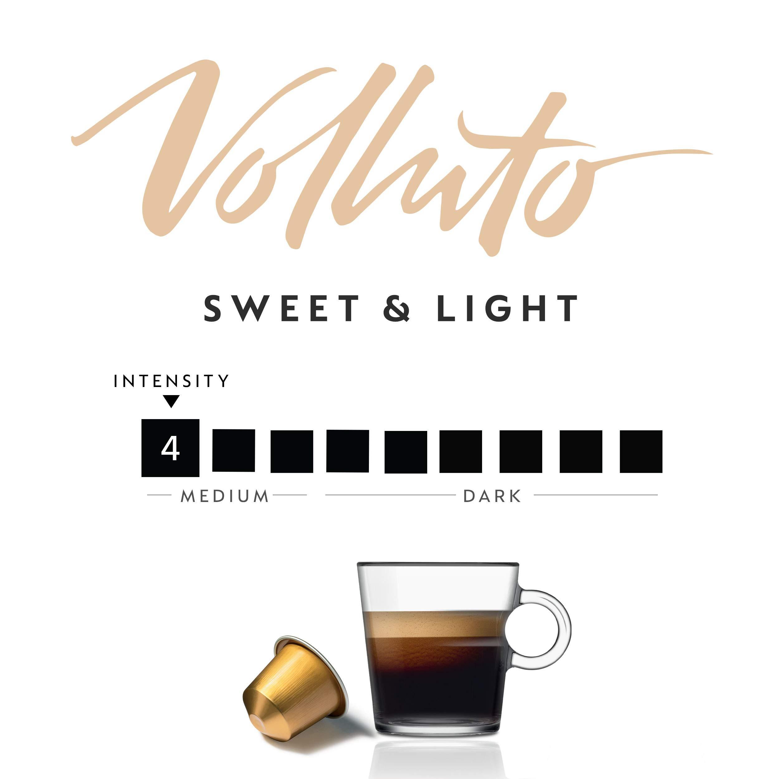 Volluto Best Nespresso Capsules