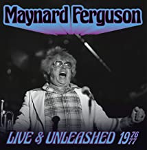 Live & Unleashed 1976 77 Maynard Ferguso