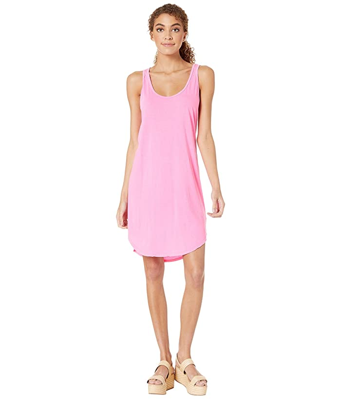 LAmade BB Dress (Neon Pink) Women's Dress