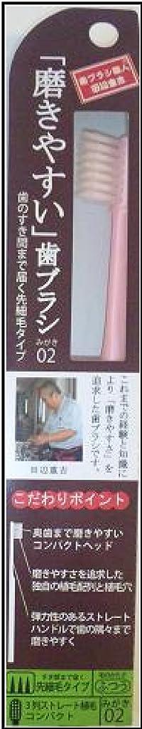 金曜日帽子翻訳磨きやすい歯ブラシ(先細) 1P*12本入り