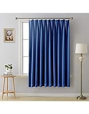 Deconovo 1级遮光窗帘隔热、隔热、隔音节能昼夜2片装