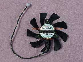 85mm XFX AMD Single Fan Replacement 339mm 4Pin FD9015U12S 0.55A R123.a
