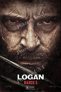 Posters USA - Marvel Logan X-Men Movie Poster GLOSSY FINISH) - MOV577 (24