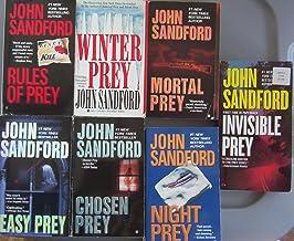 John Sandford Collection - 7 Volume Set - Night Prey ~ Chosen Prey ~ Rules of Prey ~ Winter Prey ~ Easy Prey ~ Mortal Prey ~ Invisable Prey.