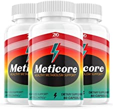 (3 Pack) Meticore Weight Management Pills, Medicore Manticore Pills Metabolism Supplement Booster - Healthy Energy Support...