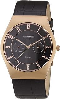 Bering Time Men'S Slim Watch 11939-462 Classic