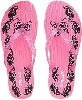 PARAGON Women's Violet Flip-Flop