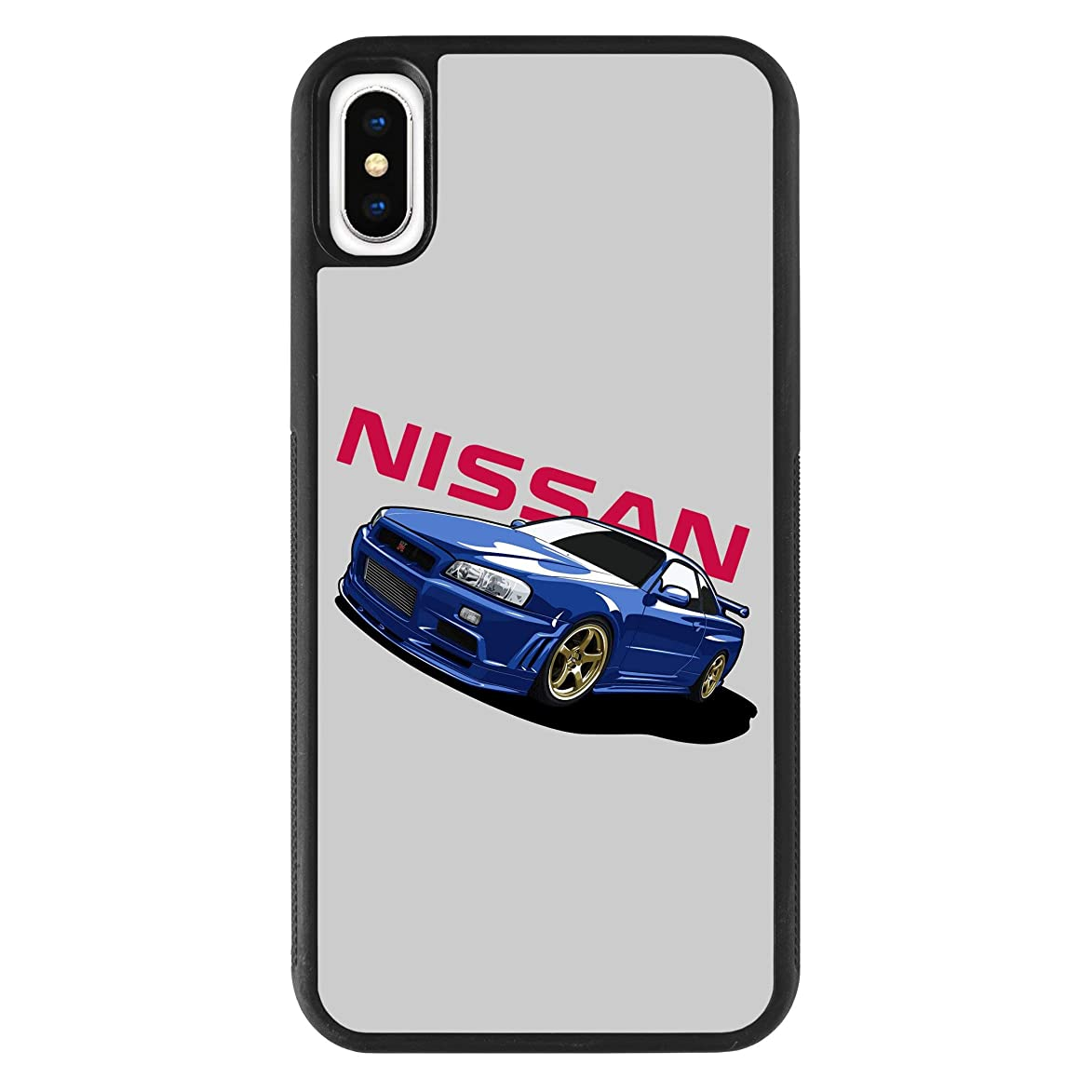 Nissan GT-R R34 Phone Case (iPhone X Max)