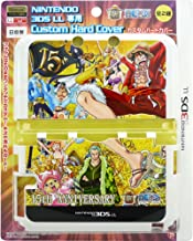 Nintendo 3DS XL - One Piece 15th Anniversary Custom Hard Cover - Gold